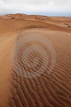 Magnetite Edged Dunes Namibia Stock Photos - Image: 18662743