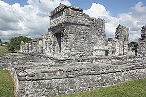 Tulum Ruins Stock Photos - Image: 18664773
