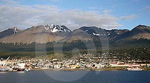 Ushuaia, Argentina Royalty Free Stock Photography - Image: 18665007
