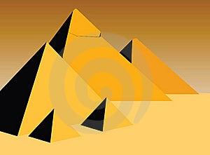 Pyramids Stock Image - Image: 18666641
