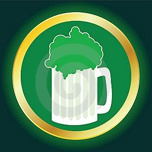 Green Beer Stock Photos - Image: 18666683