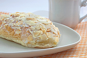 Almond Bun Stock Photography - Image: 18667102