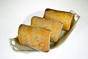 Ciabatta Bread Rolls Royalty Free Stock Image - Image: 18669816