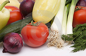 Raw vegetables Free Stock Photography