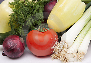Raw Vegetables Stock Photography - Image: 18675672