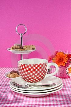 High Tea Stock Image - Image: 18676281