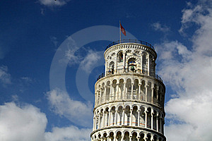 Top Of Tower In Pisa Stock Images - Image: 18677974
