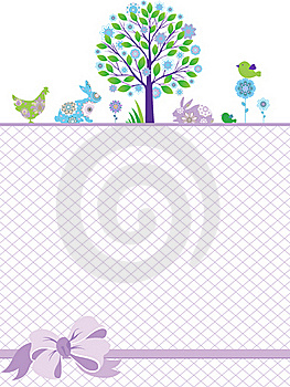 Easter Illustration Stock Photography - Image: 18679502