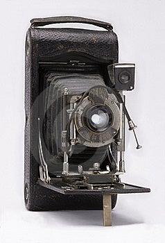 Old Photo Camera Stock Image - Image: 18689081