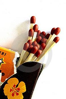 Matches Royalty Free Stock Photo - Image: 18690015