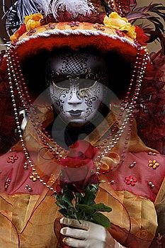 Venetian Mask Stock Image - Image: 18691541