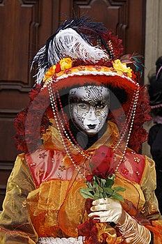 Venetian Mask Royalty Free Stock Image - Image: 18691636