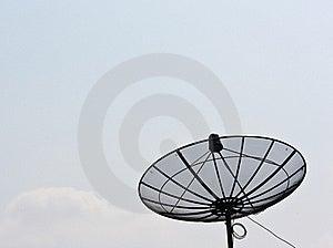 Satellite Dish Royalty Free Stock Image - Image: 18692726