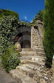 Entrance Stock Image - Image: 18693731