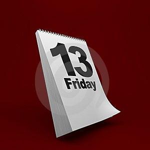 Friday The Thirteenth Stock Photo - Image: 18695320