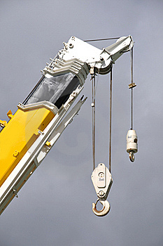 Lifting Hooks Stock Photography - Image: 18699302