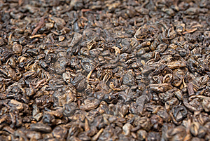 Gunpowder Tea Background Stock Images - Image: 18699564