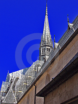 Restoration Of Historic Buildings Stock Photography - Image: 18699902