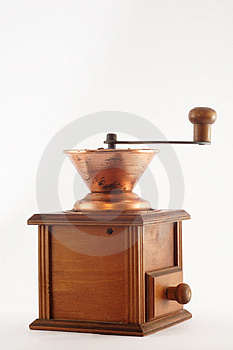 Coffee Grinder Royalty Free Stock Photography - Image: 1872777