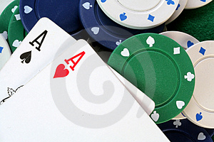 Poker Stock Photography - Image: 1873772