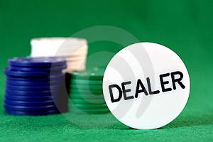Poker Stock Photo - Image: 1873880