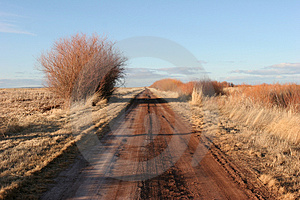 Gravel Road Stock Photos - Image: 1879143