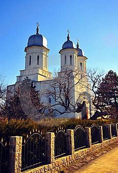 Romanian Monastery Royalty Free Stock Photos - Image: 18700848