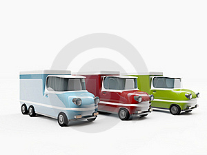 Trucks Stock Image - Image: 18712041
