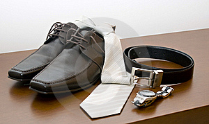 Business Accessories Royalty Free Stock Photography - Image: 18713617