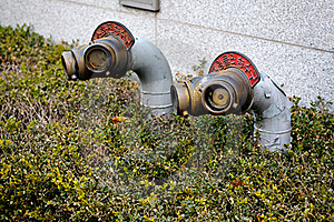 Fire Hydrants Stock Images - Image: 18718264