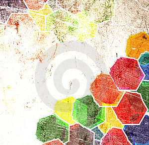 Grunge Abstract Background Stock Image - Image: 18720341