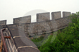The Great Wall Royalty Free Stock Photography - Image: 18721667