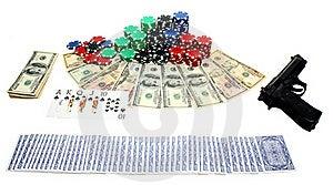 Gambling Stock Image - Image: 18725221