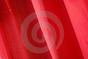 Red surface Stock Images