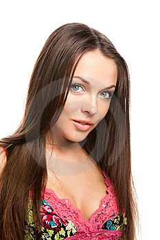 Pretty Woman Royalty Free Stock Photo - Image: 18736205