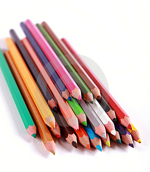 Pencils Colors Royalty Free Stock Images - Image: 18742389