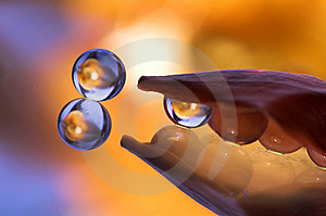 Marbles Stock Image - Image: 18742501