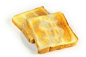 Dollar Toast Royalty Free Stock Image - Image: 18744936