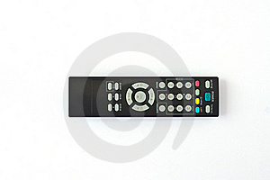 A Remote TV Controller Stock Images - Image: 18745604