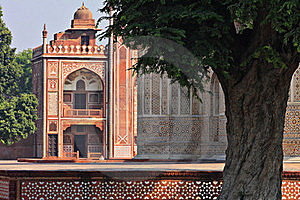 India: Baby Taj Royalty Free Stock Photography - Image: 18746877