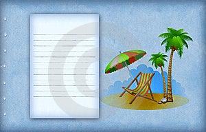 Vacation Backgrounв Royalty Free Stock Photo - Image: 18747665