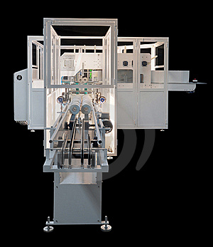 Packaging Machine Royalty Free Stock Photos - Image: 18749878
