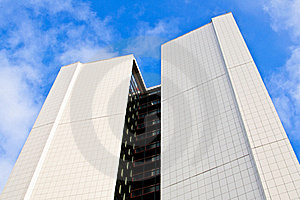 Corporate Building Royalty Free Stock Image - Image: 18754606