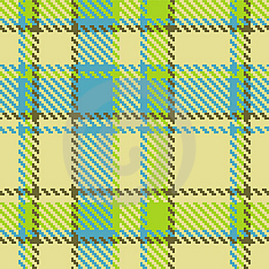 Seamless Checkered Pattern Stock Images - Image: 18759824