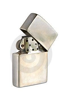 Metallic Lighter Stock Images - Image: 18759954