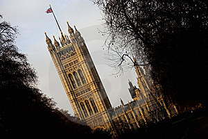 Victoria Tower In London Royalty Free Stock Photo - Image: 18761955
