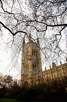 Victoria Tower In London Royalty Free Stock Photo - Image: 18762685
