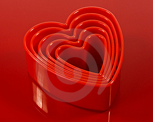 Cookie Cutters Stock Image - Image: 18765961