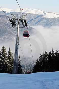 Cable Cabin Royalty Free Stock Images - Image: 18769669