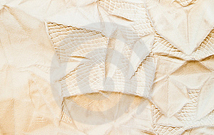 Leather Texture Made From Cow Skin Royalty Free Stock Photos - Image: 18787378